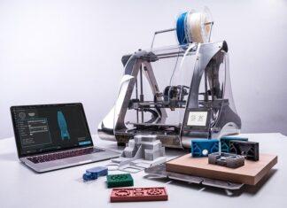 Społeczne zaangażowanie drukarni 3D w czasie pandemii koronawirusa